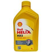 Shell Helix HX5 15W-40 1 Liter Motorenöl A2/B2, API SL/CF ersetzt Helix Super 15