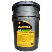 Shell Rimula R4 L 15W-40 20 Liter Motorenöl 500 Stunden Low Ash NFZ Dieselmotore