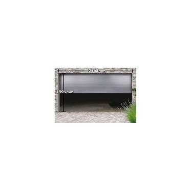 garagenrolltor 230x220cm alu rolltor garagentor rolltore mit motor ebay. Black Bedroom Furniture Sets. Home Design Ideas