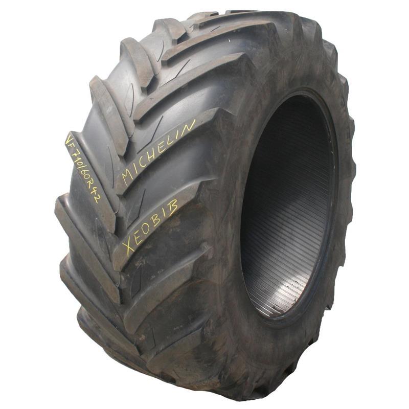 710 60r42 traktor reifen gebraucht michelin xeobib mit 4cm. Black Bedroom Furniture Sets. Home Design Ideas