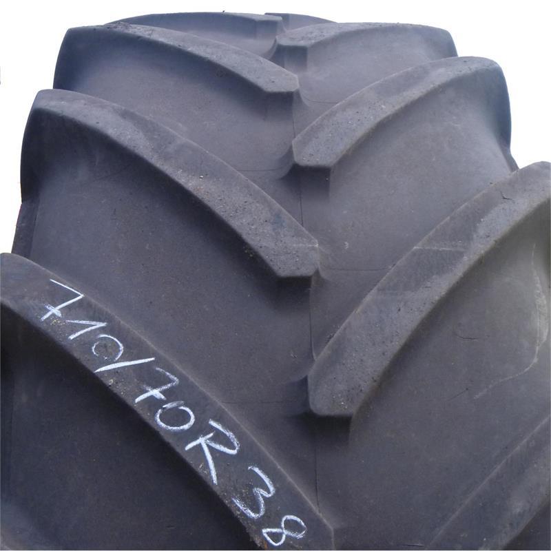 710 70r38 166b michelin xm28 schlepper reifen gebraucht. Black Bedroom Furniture Sets. Home Design Ideas