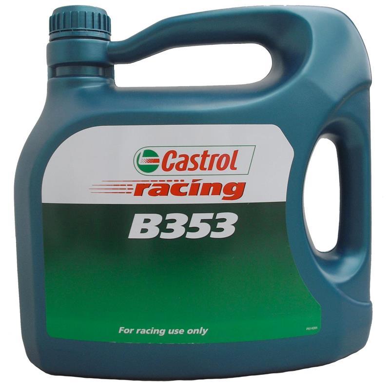 castrol b353 4 liter 4t rizinus renn l motorsport l 4. Black Bedroom Furniture Sets. Home Design Ideas