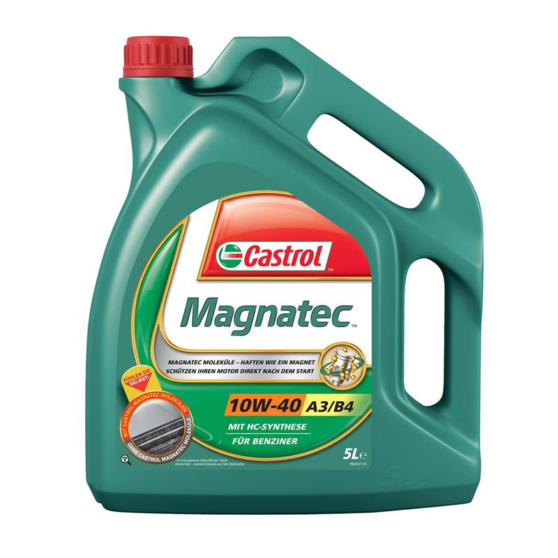 Castrol Magnatec 10W-40 A3/B4 5 Liter