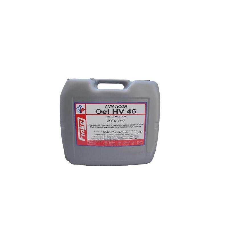 Finke huile hydraulique hv 46 20 l huile hydraulique apr s hvlp ebay - Huile hv 46 ...