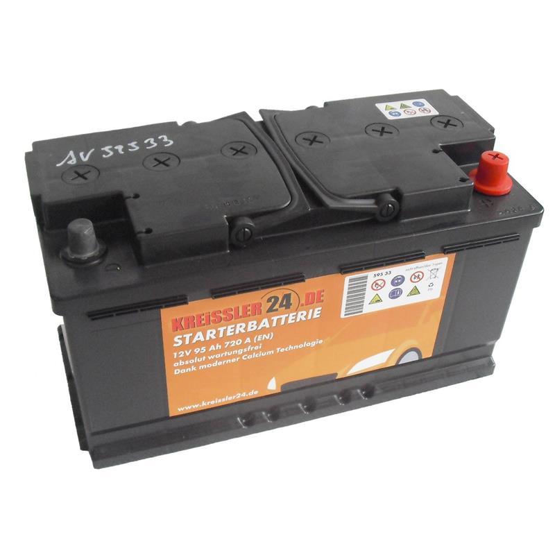 pkw auto starter batterie 12 v 95 ah 59533 60038 88ah 90ah. Black Bedroom Furniture Sets. Home Design Ideas