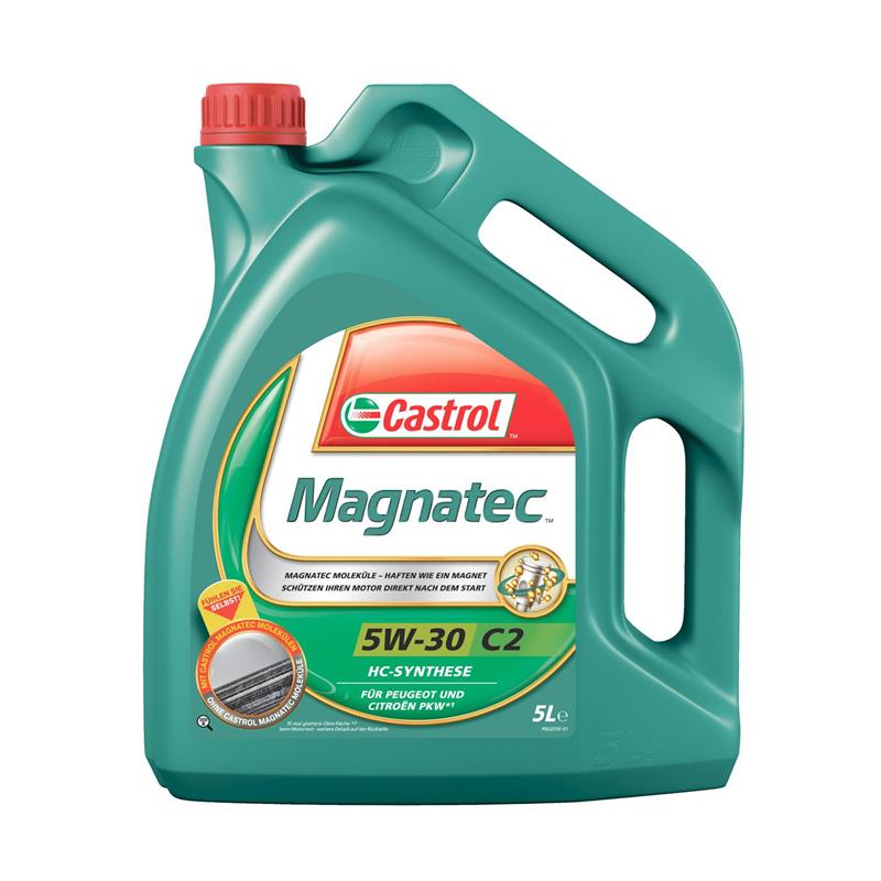 castrol magnatec 5w 30 c2 5 liter pkw motor l acea c2 psa freigabe b71 2290 ebay. Black Bedroom Furniture Sets. Home Design Ideas