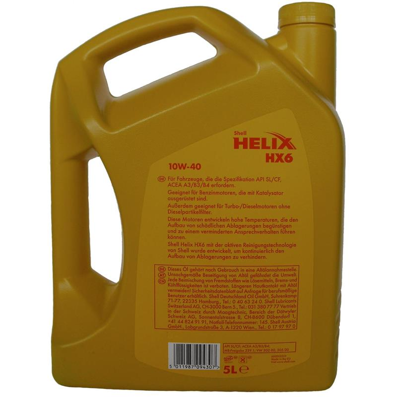 Shell Helix Super 10W40