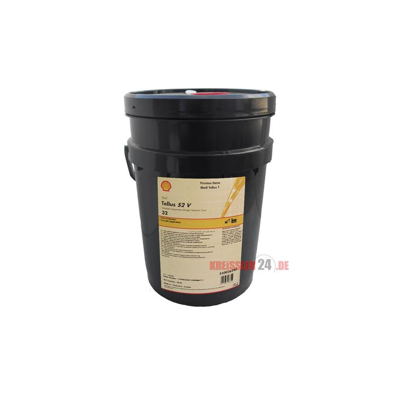 Масло Shell Tellus S2 M 46