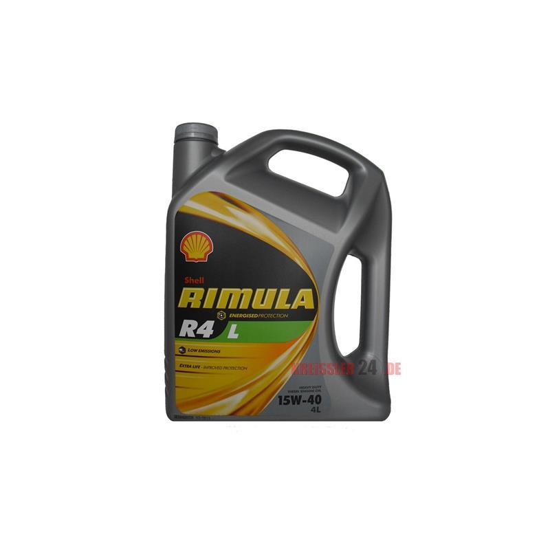 Shell Rimula R4 15W 40