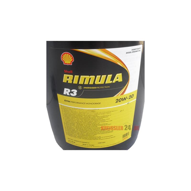Shell Rimula R3 Multi 10W 30