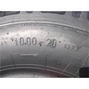 8x  10.00-20 16PR Runderneuerung Bagger SG7 TT