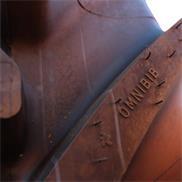 480/70R28 140D Michelin Omnibib TL