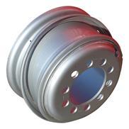 Felge 6.50-15 HD 10Loch/ML176/LK225/ET124/B3 Traglast 2650 kg /max. 105 km/h JAN