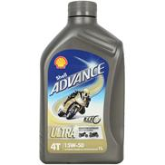 Shell Advance Ultra 4T 15W-50 1 Liter 4 Takt Öl