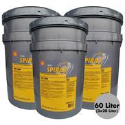 3 Stück - Shell Spirax S4 TXM UTTO 10W-30 20 Liter