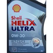 Shell Helix Ultra ECT C2/C3 0W-30 5 Liter