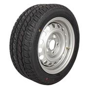 RAD 195/50R13C 104N Trailermaxx CR-966 5L/112/ET30 Felge 6Jx13  ML67mm/LK112mm,