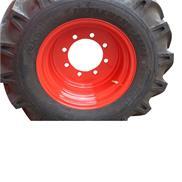 2x RAD 16.0/70-20 14PR BKT AS-504 8-Loch ET0