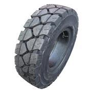 8.25-15 Vollgummi Reifen Kabat ohne Haltenase