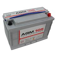 PANTHER AGM BATTERIE 12V 105Ah 800A (353x175x230)