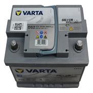 VARTA AGM Start-Stop-Batterie 12V60Ah Silver Dynam