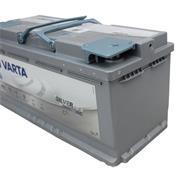 VARTA AGM StartStop-Batterie 12V105Ah Silver Dynam