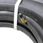 6.00-9 10PR BKT Power Trax mit Schlauch+Wulstband