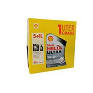 5 + 1 Liter Karton Shell Helix Ultra ECT C3 5W-30
