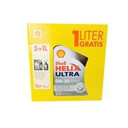 5 +1 Liter Karton Shell Helix Ultra ECT C2/C3 0W30