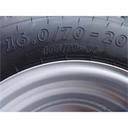 Rad 16.0/70-20 14PR BKT AS-504 8Loch ET-40