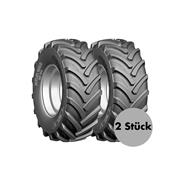 2x  425/55R17 134G AS BKT MP513 TL