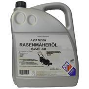 Motorenöl Rasenmäheröl SAE 30 5 Liter