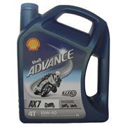 Shell Advance 4T AX7 10W-40 4 Liter 4-Takt SM/MA2