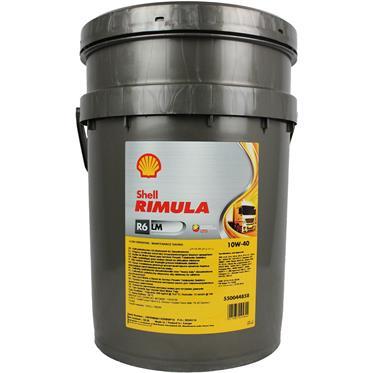 Shell Rimula R6 LM 10W-40 20 Liter (MB228.51)