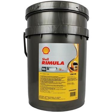 Shell Rimula R6 M 10W-40 20 Liter (E7/228.5)
