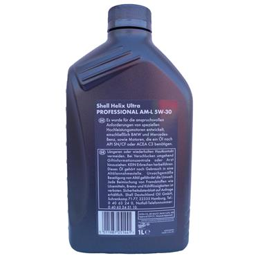 Shell Helix Ultra Professional AM-L 5W-30 1 Liter