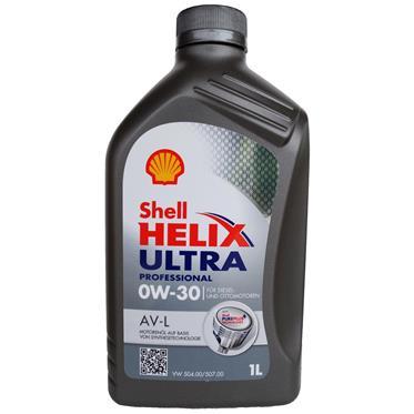 Shell Helix Ultra Professional AV-L 0W-30 1 Liter