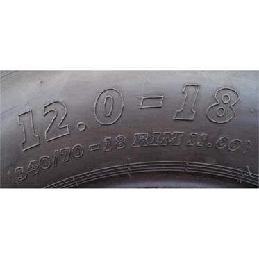 340/70-18 150A8 BKT RIB 774 (altern. 340/65R18) TL