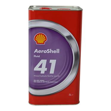 Shell AeroShell Fluid 41 (EU) 5 Liter Hydrauliköl