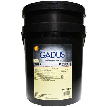 Shell Gadus S2 U460 L2 18 Kg Darina Fett
