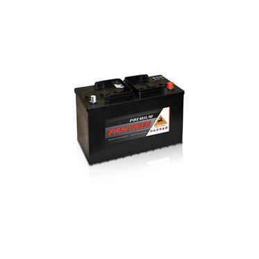 panther batterie premium12v 105ah 680a din60528. Black Bedroom Furniture Sets. Home Design Ideas