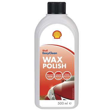 Shell Wax Polish - Wachs Politur 500ml