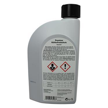 Shell Premium Kühlerfrostschutz 1 Liter GlycoShell