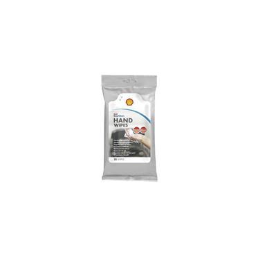 Shell Handwipes - 20 Stück - Hand-Tücher