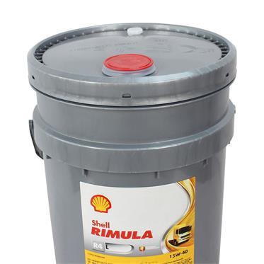Shell Rimula R4 L 15W-40 20 Liter Motorenöl