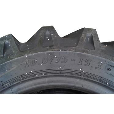 10.0/75-15.3 10PR/123A8 BKT AS-504 TL Reifen