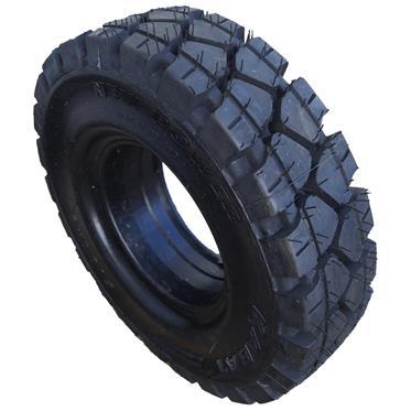 16x6-8 Vollgummi Reifen Kabat Quick mit Haltenase
