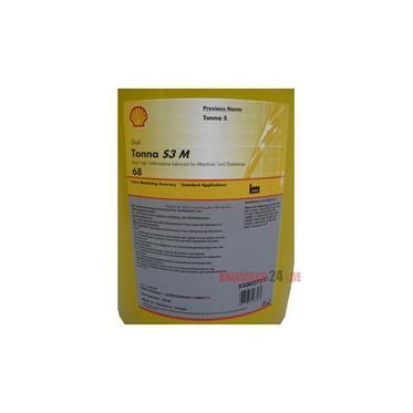 Shell Tonna S3 M 68 20 Liter Bettbahnöl