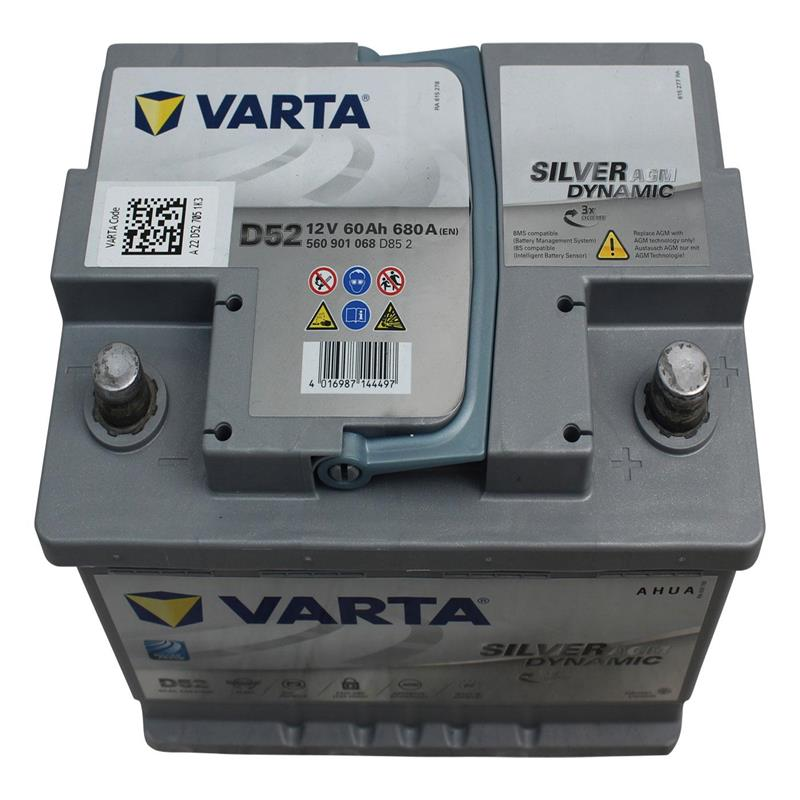 Start Stop Batterie