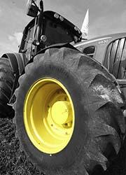 Landwirtschaftliche Felgen